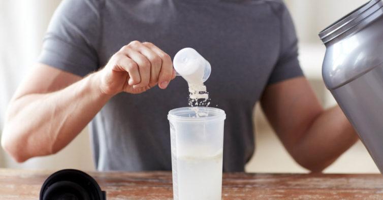 Devemos Tomar Batidos De Proteína Sem Treinar