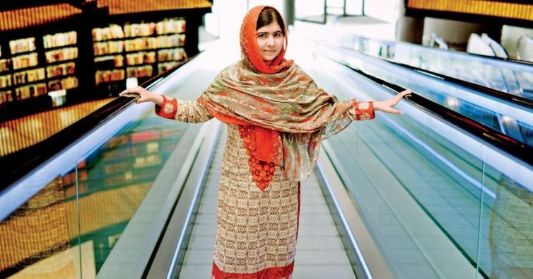 Malala Yousafzai vai produzir filmes e séries para a AppleTV