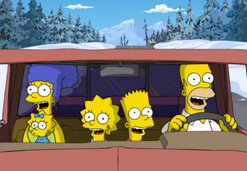 """""""Os Simpsons"""" vão continuar, pelo menos até 2023"""