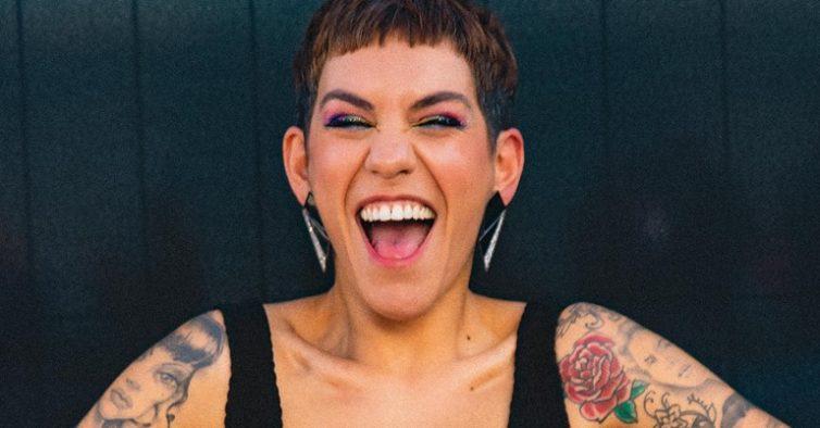 Beatriz Gosta Vai Fazer Um Espetaculo De Stand Up Comedy