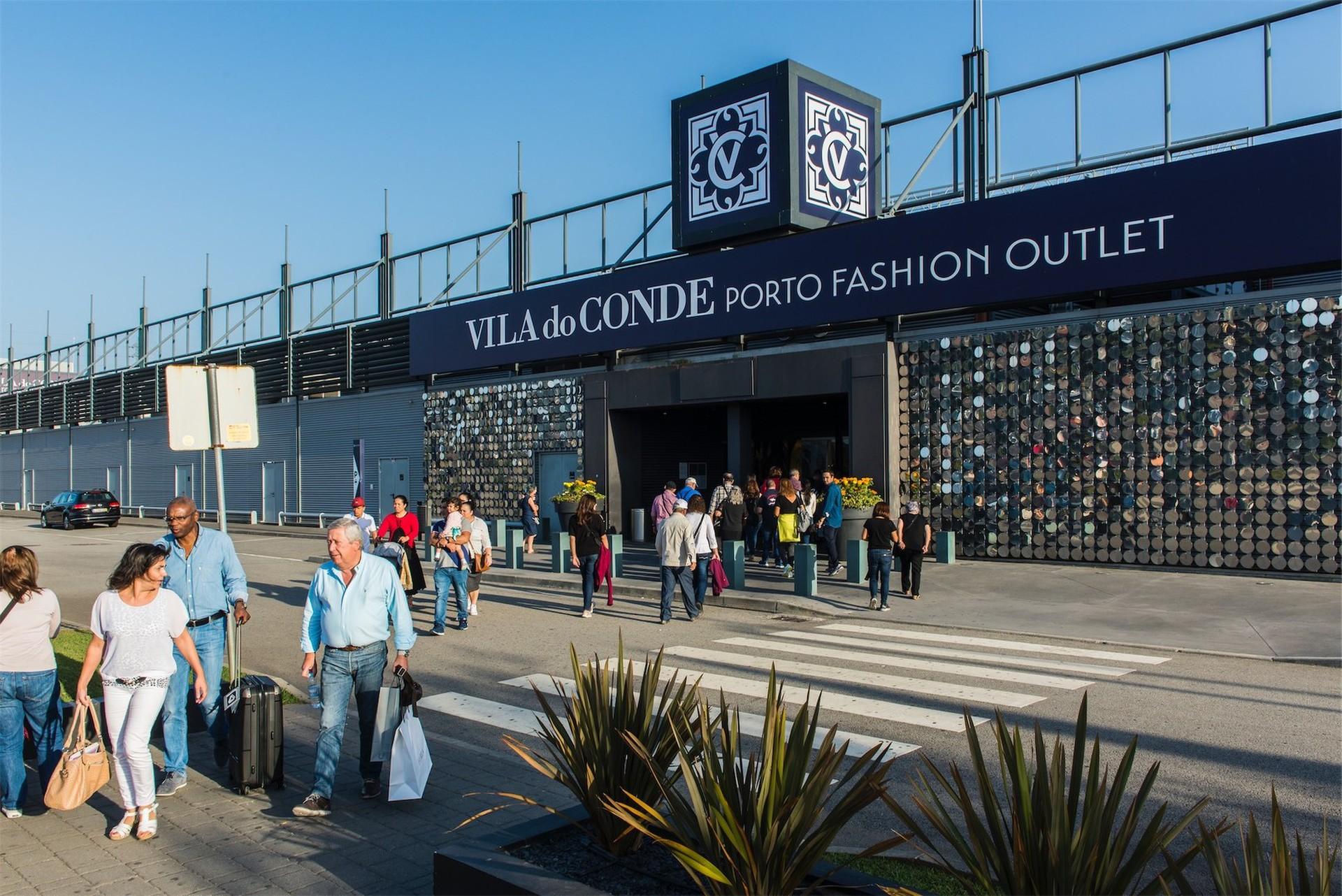 Dar absceso navegación  Vila do Conde Outlet vai ser todo renovado (e terá novas lojas com  descontos)