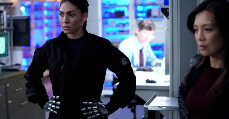 "1 de julho: ""Agents of S.H.I.E.L.D."" (temporada 6), Fox"