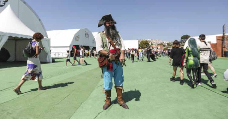 Este ano a Comic-Con Portugal vai ser em dezembro (e no Parque das Nações)