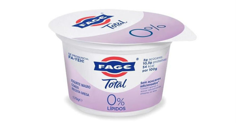 Iogurte Grego Natural Sem Gordura Fage (1,59€)