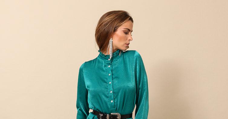 Vestido da Vintage Bazaar (85€)