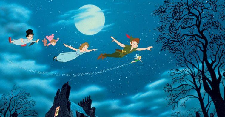 """Já sabemos quem vai interpretar Sininho na nova versão de """"Peter Pan"""""""