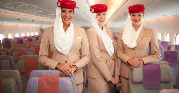 Atenção: a Emirates vai recrutar milhares de tripulantes de cabine