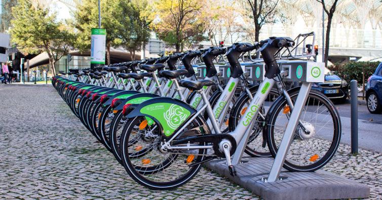 As bicicletas da Gira vão juntar-se ao passe Navegante em 2022