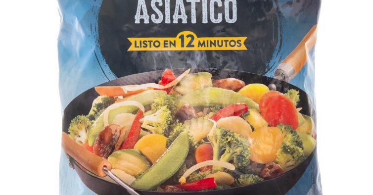 Wok de Verduras Asiático