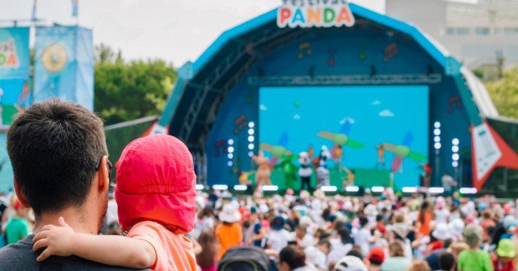 Vem aí um evento para os pequenos fãs do Festival Panda: e celebra os 25 anos do canal