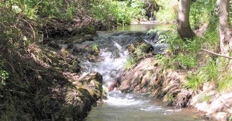 Cascata da Ribeira de Arronches