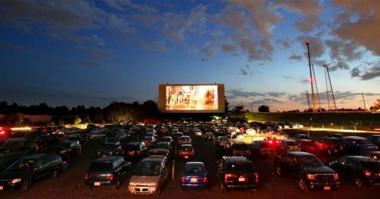 A Matinha vai receber quatro dias de sessões de cinema drive-in