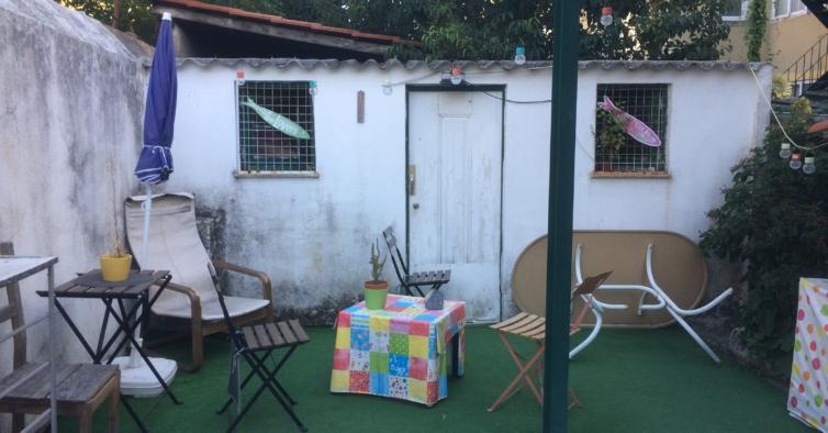 Antes e depois: era uma casa inabitável, agora é um lindo apartamento em Belém