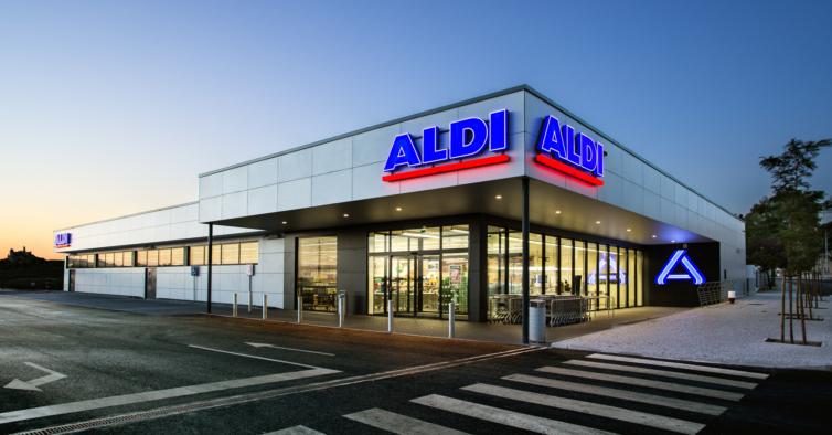 Esta semana chega o primeiro supermercado Aldi a Campo de Ourique