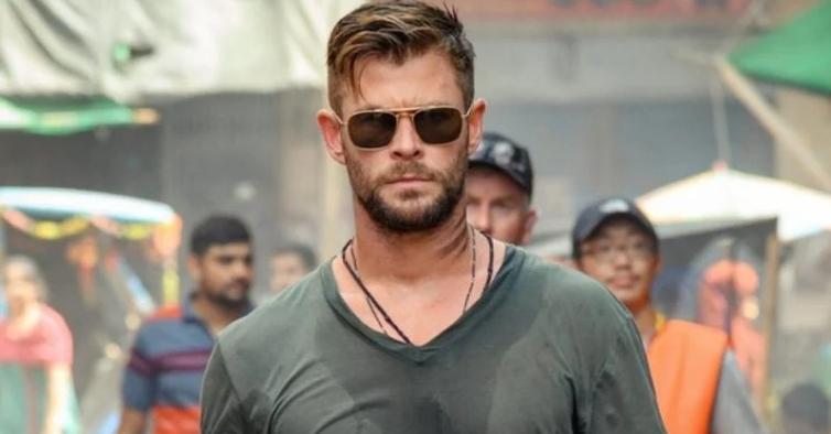 """Depois de """"Extraction"""", vem aí um novo filme com Chris Hemsworth na Netflix"""