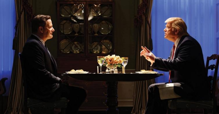 """""""The Comey Rule"""": Donald Trump chega à televisão na nova minissérie do momento"""