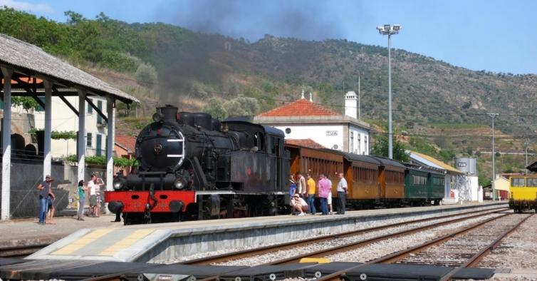 Viagens no comboio histórico do Douro vão continuar devido à elevada procura