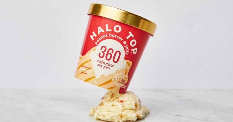 Os novos gelados light já chegaram e prometem o mesmo sabor com metade das calorias