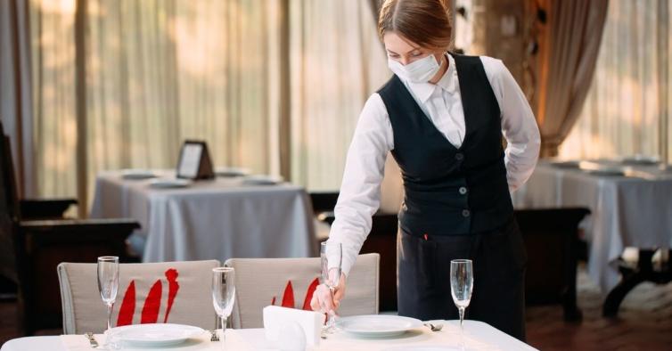 Vai poder receber parte do IVA da conta do jantar para poder gastar noutro jantar