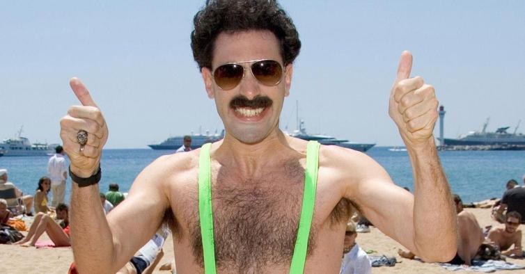 """O título para a sequela de """"Borat"""" é algo que nunca viu — e que nunca irá memorizar"""