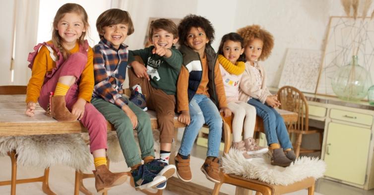 A nova coleção da Vertbaudet tem as peças mais cool e confortáveis para os miúdos