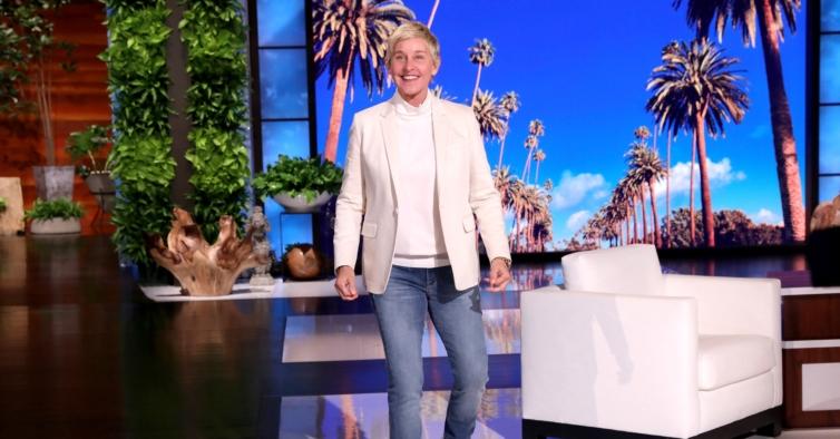 Pela primeira vez, Ellen DeGeneres reage às acusações e polémicas