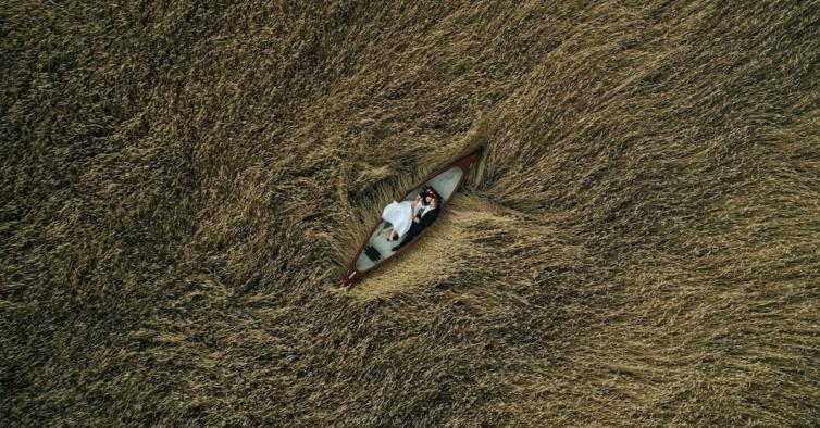 Estas são as melhores fotos tiradas por drones em 2020 — e são incríveis