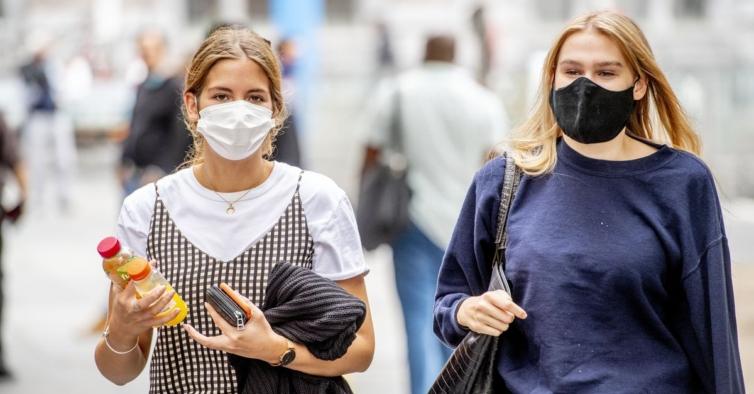 Mercadona volta a baixar o preço das máscaras de proteção