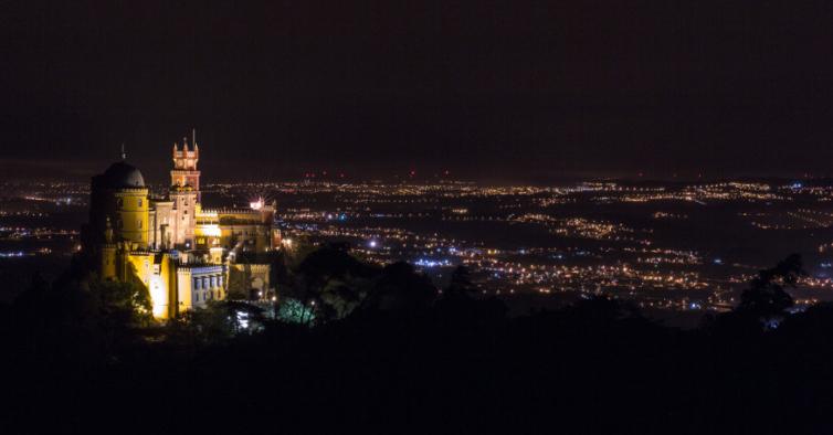 Vem aí uma assustadora caminhada por Sintra na sexta-feira 13