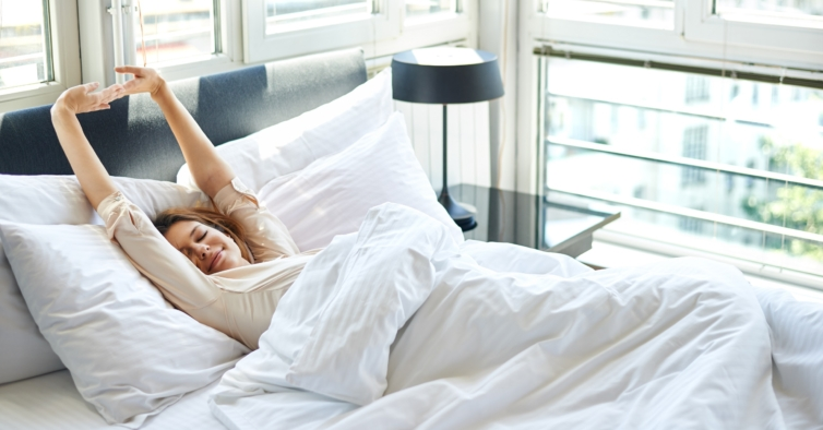 Estabelecer padrões de sono