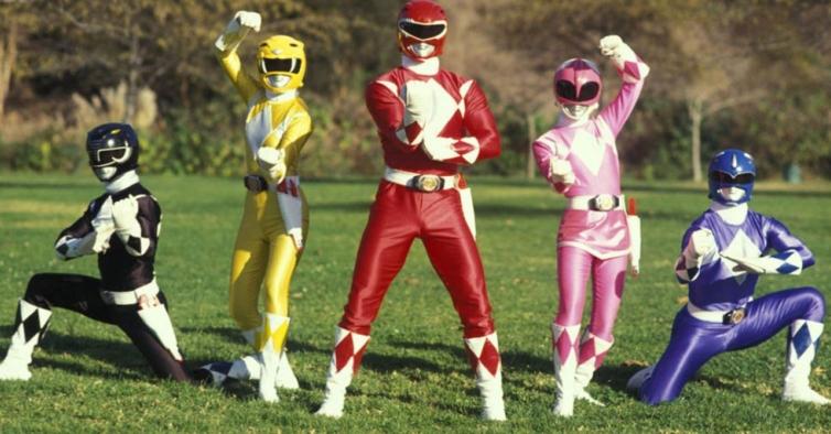 """Os """"Power Rangers"""" vão voltar em dose dupla (na televisão e no cinema)"""