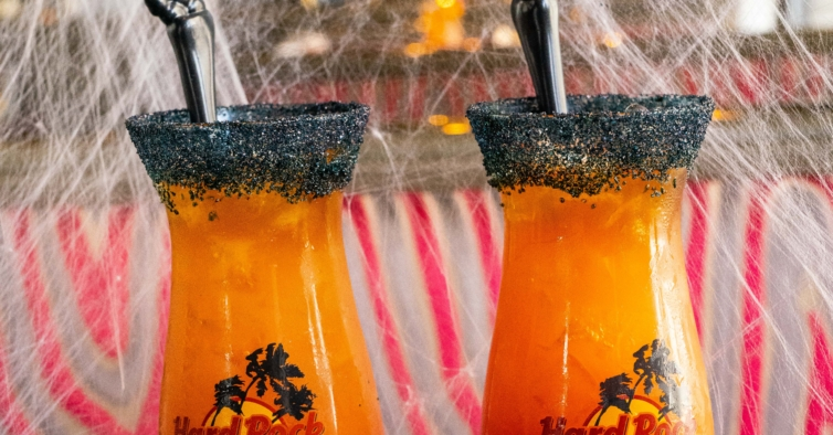 Hard Rock Cafe vai ter um jantar assustador com DJ no Halloween