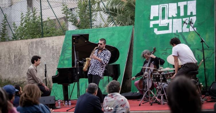 Porta-Jazz regressa com concertos ao ar livre até ao final de novembro