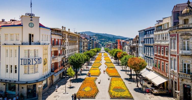 Braga vai ganhar um novo parque urbano com 60 hectares