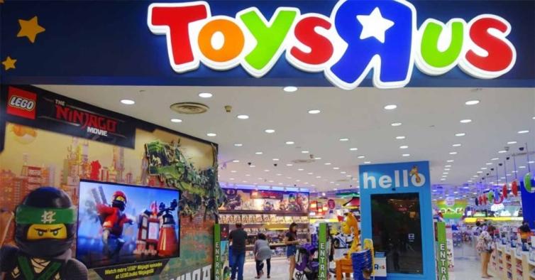 """Todos os brinquedos na Toys""""R""""Us estão com 50% de desconto"""