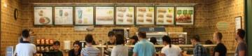 Chegou um menu novo à Subway — e tem um preço especial de lançamento