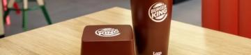 Burger King vai testar copos e caixas de hambúrgueres reutilizáveis