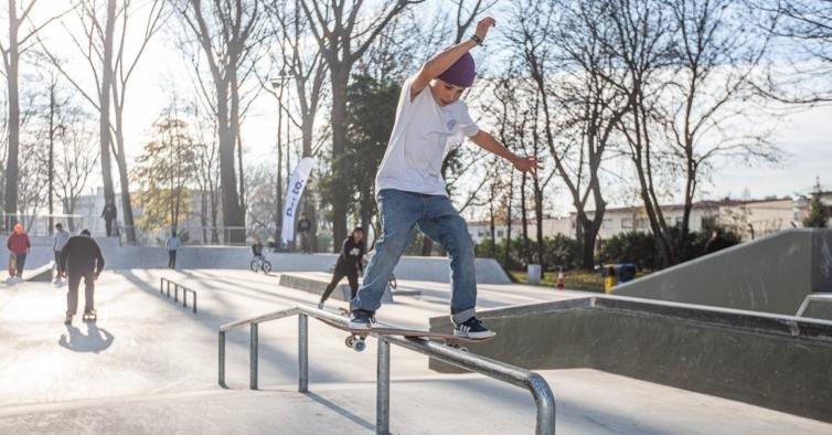 Skate Park do Porto tem mais aulas grátis — e vai ser ampliado