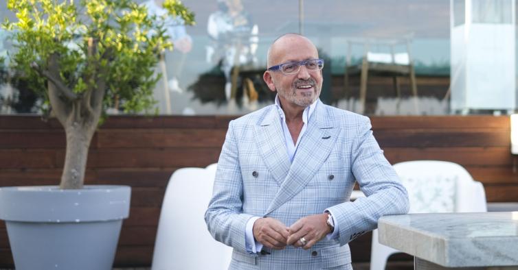 """Manuel Luís Goucha: """"Não gostei do nome do meu novo programa"""""""