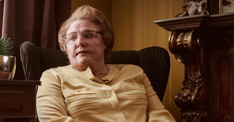 César Mourão é uma idosa de 80 anos na nova série da SIC