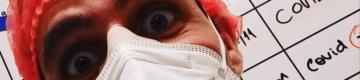 """Enfermeiro português avisa: """"A cada dia que passa esticamos mais a corda"""""""
