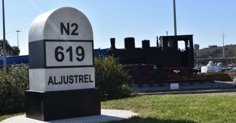A Route 66 portuguesa tem um novo marco em Aljustrel