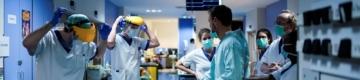 Subsídio de risco no combate à Covid-19 vai abranger mais trabalhadores
