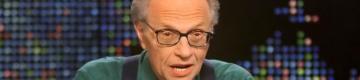 Morreu Larry King. Apresentador de 87 anos não resistiu à Covid-19