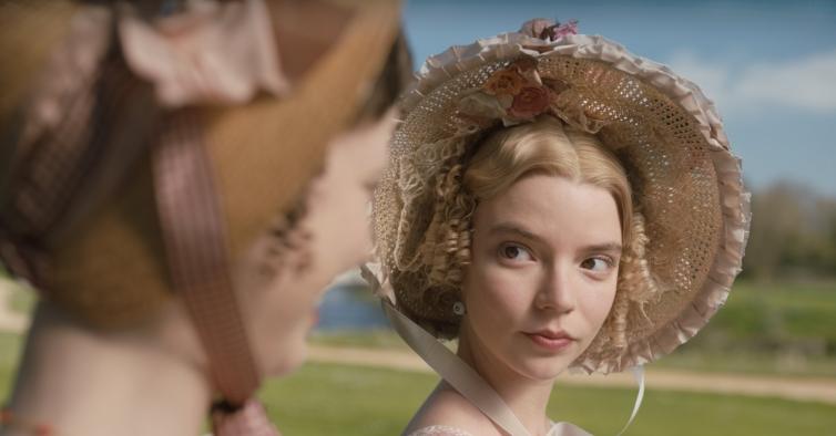 """""""Emma."""": filme de Anya Taylor-Joy estreia em Portugal diretamente na televisão"""