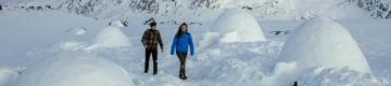 Um sonho para concretizar: passar uma noite num iglu na Gronelândia