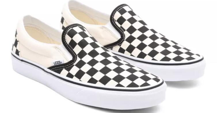 Vans Checkerboard (65€)