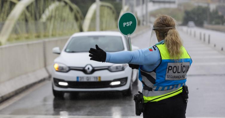 Atenção: proibição de circulação entre concelhos começa esta sexta-feira