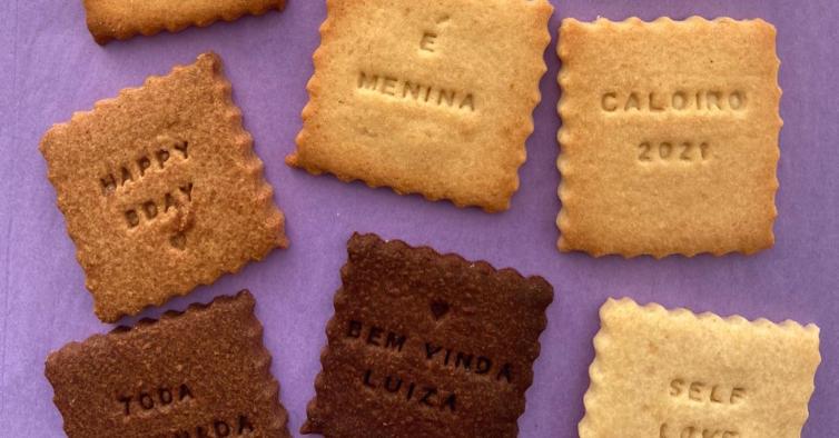 """""""Quase vacinada"""", """"Fuck Covide"""" e """"Engole toda"""": são assim as cookies mais sinceras do País"""