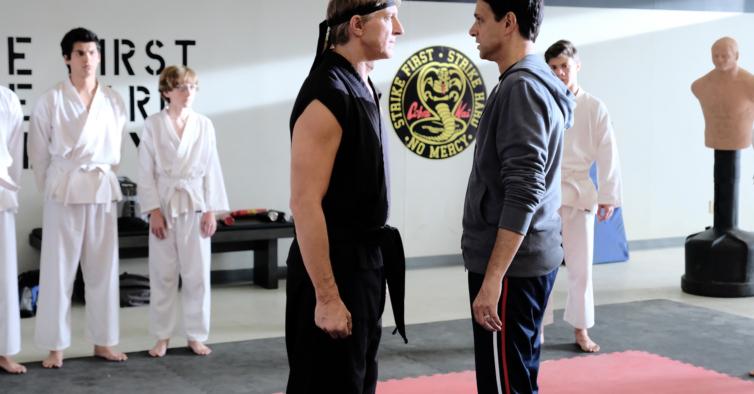 """1 de janeiro: """"Cobra Kai"""" (temporada 3), Netflix"""